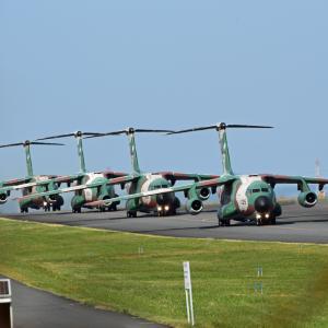 入間航空祭予行 C-1