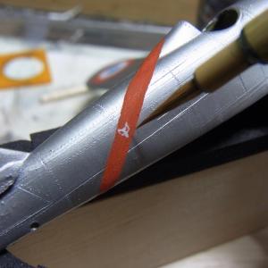 D510-15「デボワチーヌの白狐」エレール1/72製作記