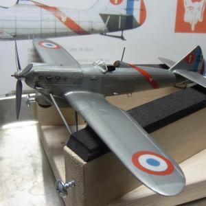 D510-19「「フランス!軍隊!デボワチーヌ!」エレール1/72製作記