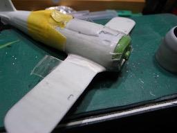 「翼を下さい」CR42ファルコ製作記 3