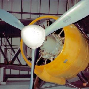 「飛行機はカウリングが命」レベル1/72 ファルコ -4
