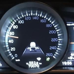 ボルボV40 D4に7万キロ乗って