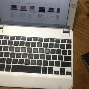 iPad Air2にキーボード&マウスでパソコンライクに