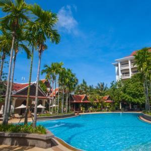 カンボジアのホテルは高品質かつ爆安