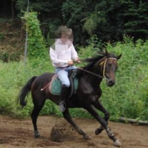 家族みんなで馬に乗れる