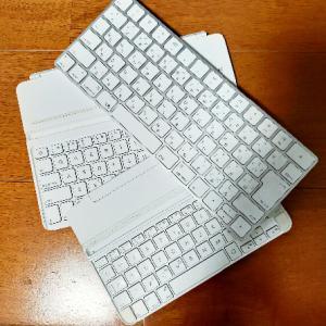 Ipad専用のキーボードをAndroidで使う