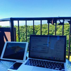 MacBookのキーボードを使ってipadで入力をするベストな方法