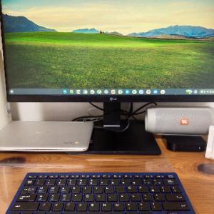 ChromeBook をデスクトップ化