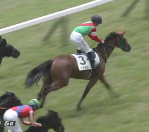 【20/06/27 レース評】スライリー 初勝利 !(新馬戦)