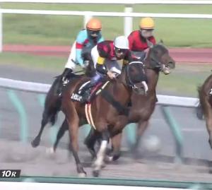【20/09/27 レース評】エイシンポジション 桶狭間S(3勝クラス)を勝利し4勝目