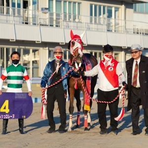 【21/01/20 レース評】ショウリュウイクゾからのいい流れは続く。マルシュロレーヌ 交流重賞2勝目となるTCK女王盃競走(G3)V!