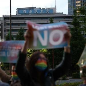 安倍傀儡政権であることを隠そうとしない菅内閣<LGBT法案見送りで見えたモノ>