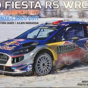 ベルキット フォード フィエスタRS WRC 2017 #01 キット紹介