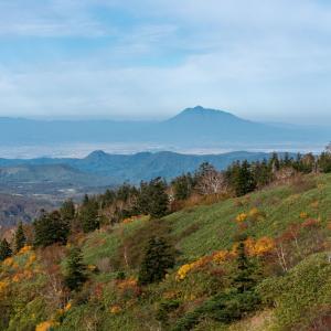 秋の八甲田登山2018 酸ヶ湯登り口から大岳ルート行程写真