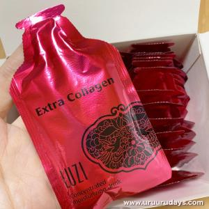 【口コミ】LUZI(ルーツー)エキストラコラーゲンの味は?