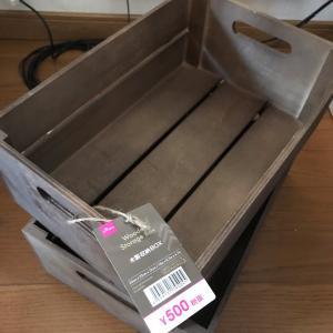 百均の木の箱でモデム収納ケーブルボックを自作!