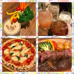足利MONAでディナー飲み会と二次会のTSキッチン!
