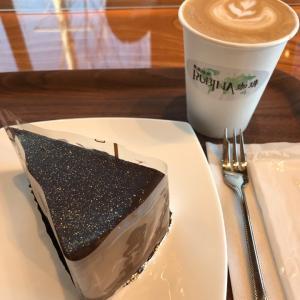 RUBINA COFFEE(ルビナコーヒー)のケーキセット!
