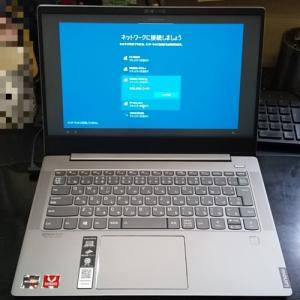 デスクトップPCの突然死対策用にノートPC購入