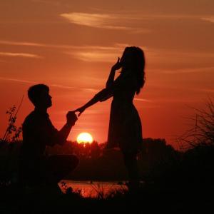 不発に終わったプロポーズ