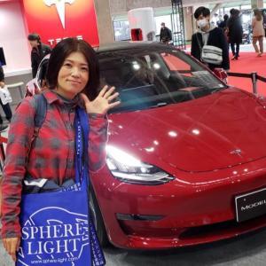 今年も大阪モーターショーへ来ましたよ