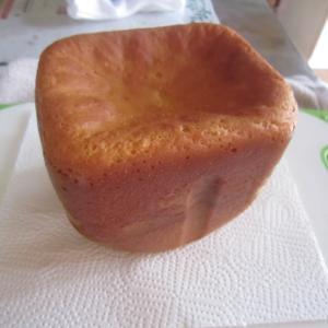 ホームベーカリーで糖質オフパンを焼く