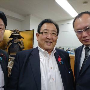 """""""大阪市解体""""について、府連にて協議等。および沖縄等への支援について報告"""