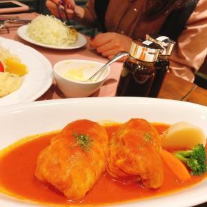 昔ながらの洋食屋さん「厳選洋食さくらい」@上野