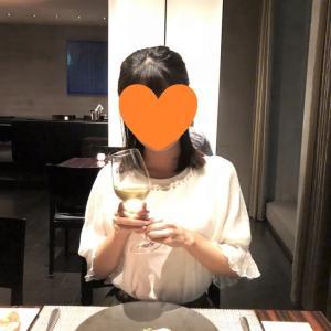記念日ディナー「三井ガーデンホテル銀座プレミア Sky」