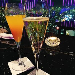 記念日ディナー「Dining & Bar TABLE 9 TOKYO」@品川
