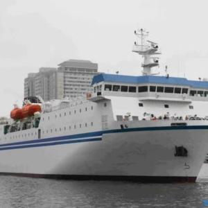 島の政府は新しい船舶を提案します
