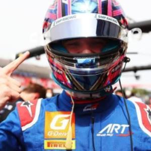 島のドライバーはF!フランス大会で優勝しました