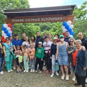 ホルムスク市新しい施設を公開しました