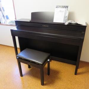 新しいピアノで心機一転 前編