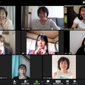 オンラインでパステル仲間を応援!第1回目の抜粋版動画を公開!!