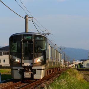 久しぶりにまほろば・和歌山線