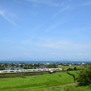 湖西線・近江高島で撮る