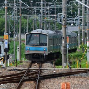 奈良線103系運用中③