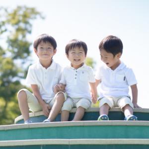 3人の年子の男の子の子育ての苦労
