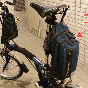【ロマン旅(*v.v)。。のお供】02.REAL DESIGNの安物バッグ