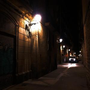 06.めんどくさっ!夜のバルセロナ迷走 篇-ロマン探求ポタ2019(*v.v)。。-