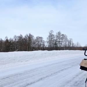 真冬のオホーツクに消ゆポタ(5)