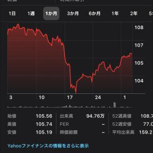 【アメリカ株】VYMの購入実績(2021年7月3日時点)(配当生活)