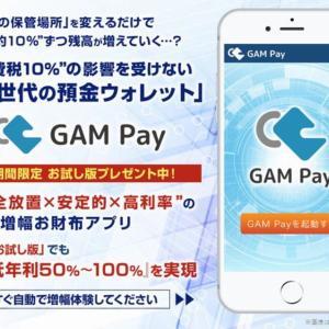 預金ウォレット「GAM Pay(ガムペイ)」は詐欺案件?菅野けいさんの評判は?