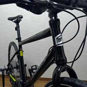 クロスバイク買いました〜JAMIS Allegro Sport Disc〜 その2