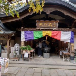 2019-11-09 呑山観音寺 日帰り旅行