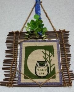 ミニ壁飾り(1)