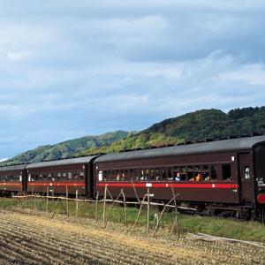磐越東線の旧型客車