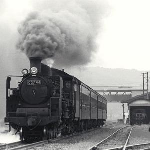 C57栗山発車