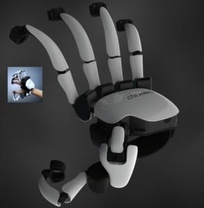 VRで物をつかんだ感じをフィードバックするデバイス